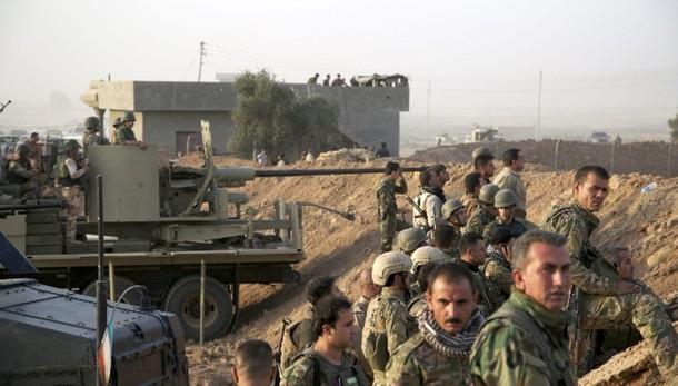 Isis: curdi, test confermano iprite Iraq