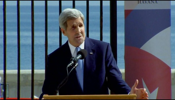 Kerry, Usa e Cuba non nemici, ma vicini