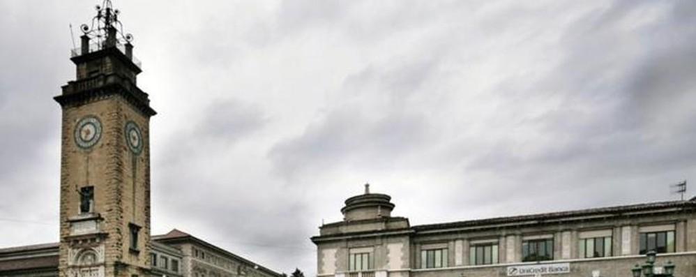 Piove acqua... calda. Bergamo è a 27° Attesi pochi millimetri: 10-20 domenica
