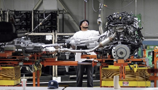 Usa: produzione industriale +0,6%