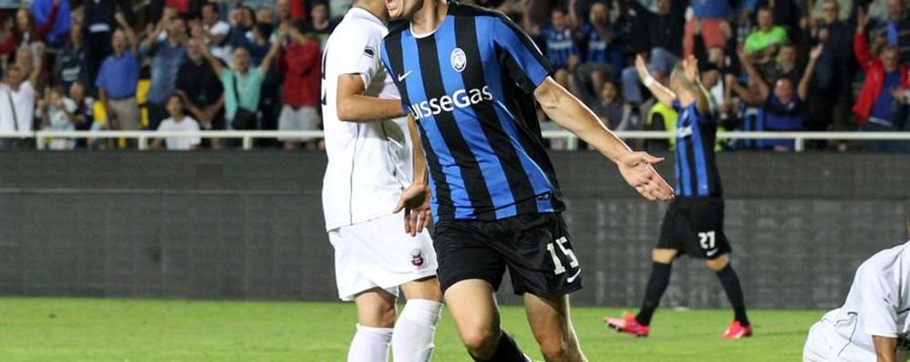 De Roon, Maxi e Pinilla - video Coppa Italia, Atalanta al quarto turno