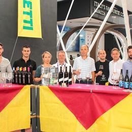 Expo si fa sempre più orobico Da Coldiretti si degusta vino bergamasco