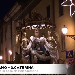 Festa dell'Apparizione in Borgo S.Caterina