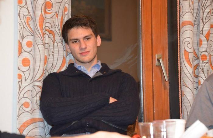 Sebastiano Chia in una foto tratta da Fb