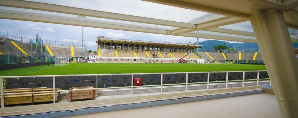 Ecco lo stadio senza più barriere In viaggio nel cantiere - Video e foto
