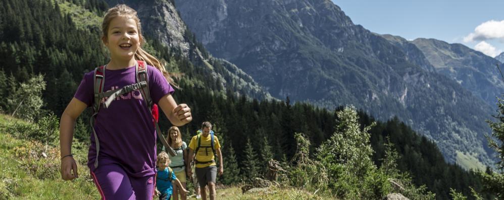 Vipiteno, estate fra sentieri e sapori La montagna «a misura di famiglia»
