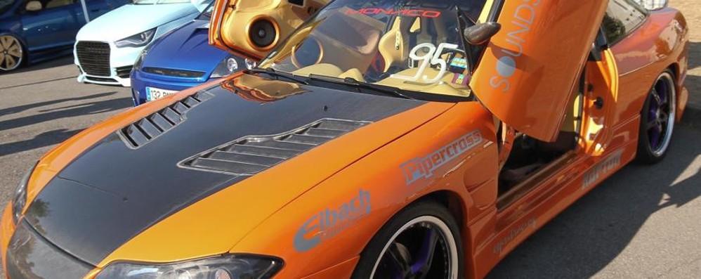 Auto elaborate, colori e suoni  Il raduno è a Cologno nel weekend