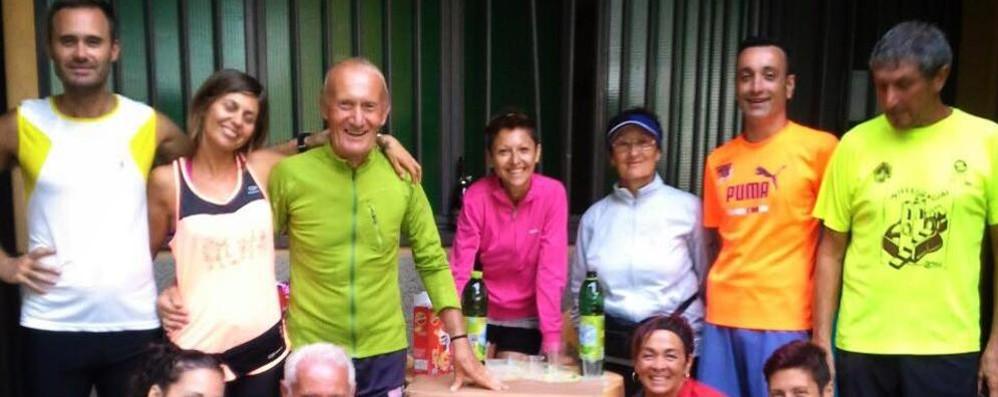 I 100 giorni in pista: è record Marchesi totalizza 8.261 chilometri