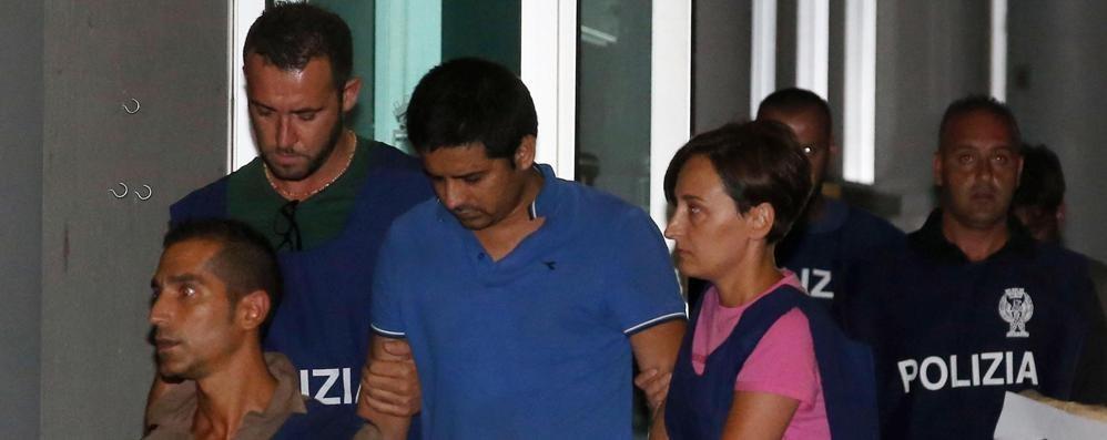 Il gip di Brescia ha già deciso i due arrestati restano in carcere