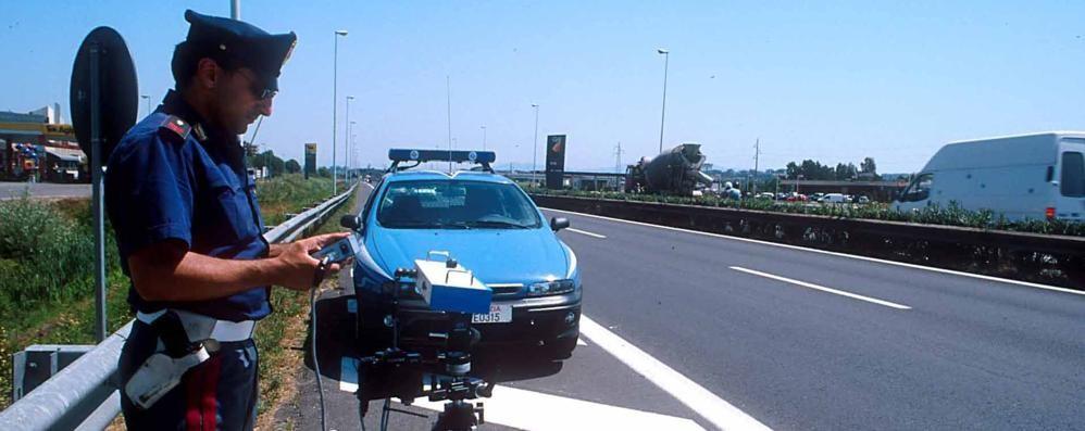 Velocità e incidenti, giro di vite in arrivo Si accendono gli autovelox: ecco dove
