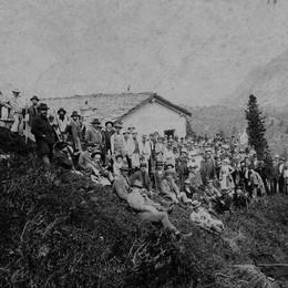 Fu il primo rifugio in Val Brembana «Salviamo l'antico Laghi Gemelli»
