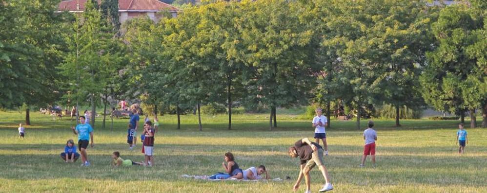 Piste ciclabili e manutenzioni rapide I parchi della città si preparano alla svolta