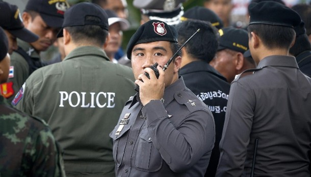 Bangkok: trovato ordigno in cantiere