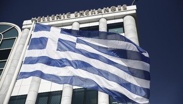 Borsa Atene chiude in pesante calo, -10%