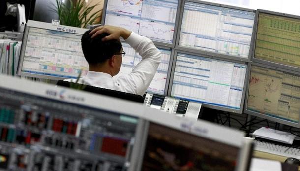 Borsa: Parigi in profondo rosso, -5,35%