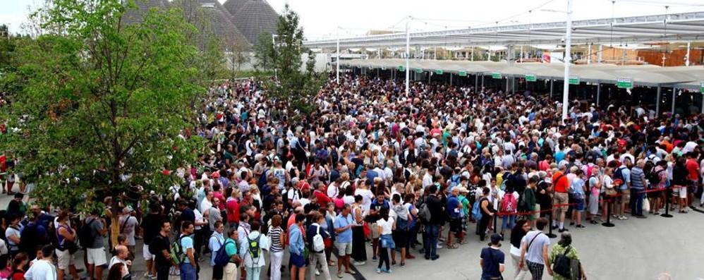 Expo, agosto un mese da record In un giorno picco di 153 mila visite