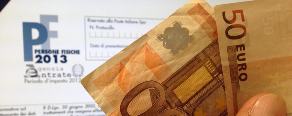 La crisi si brucia il 4,36% dei redditi Bergamo fa peggio della media italiana