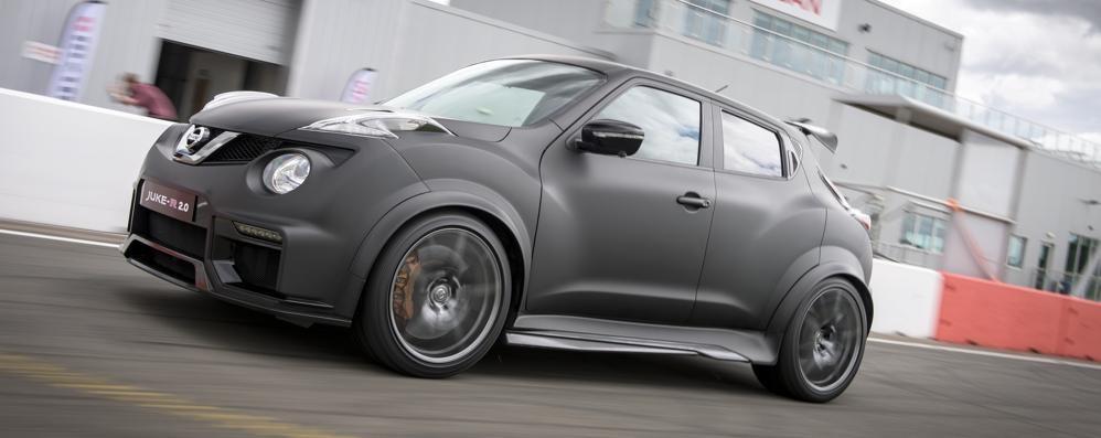 Nissan Juke-R 2.0 Potenza da brividi