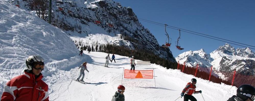 Lizzola pronta per sciare Prevendita agli sgoccioli