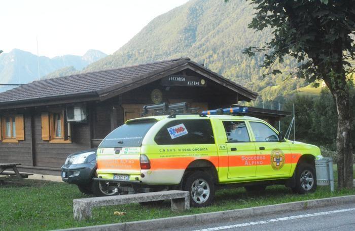 Le operazioni di soccorso