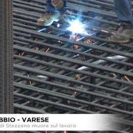 Operaio 20enne di Stezzano muore sul lavoro nel varesotto
