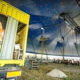 Torna il circo di Moira Orfei - video Spettacolo nuovo fino al 27 settembre