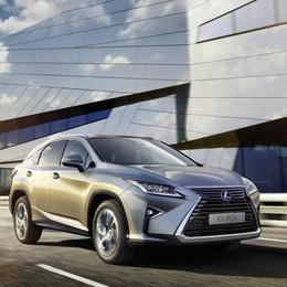 Tre novità Lexus al Salone di Francoforte