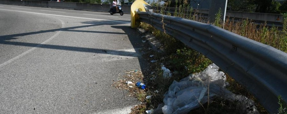 Bergamo, una meraviglia «... tra sporcizia ed erbacce»