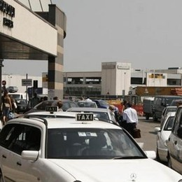 «Un taxi dall'aeroporto di Orio? Una storia di una piccola truffa»