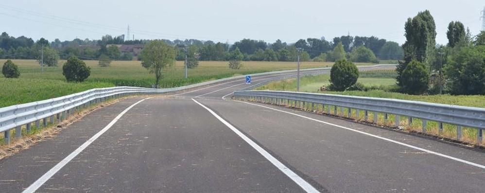 Nuova tangenziale a Romano «Di notte una pista per gare in moto»