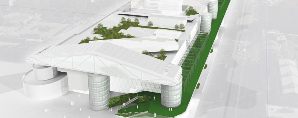 Progetto per l'area del Portello Testa a testa fra la Vitali e il Milan