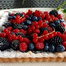 Crostata ai frutti di bosco Un fresco classico