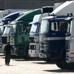 Tagli, autotrasportatori sul piede di guerra «Il governo risponda o sarà protesta»