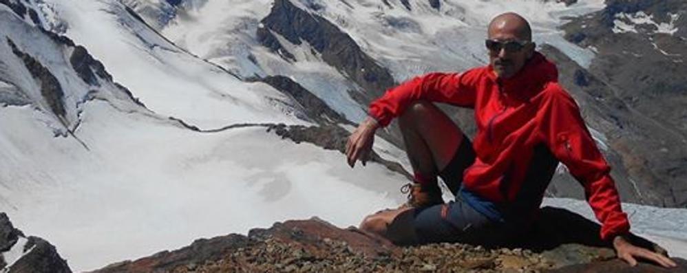 Tommy, caduta fatale al Corno di Grevo  La montagna era la sua passione - Foto