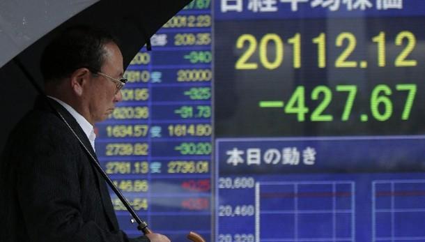 Borsa: Tokyo apre in calo, Nikkei -0,51%