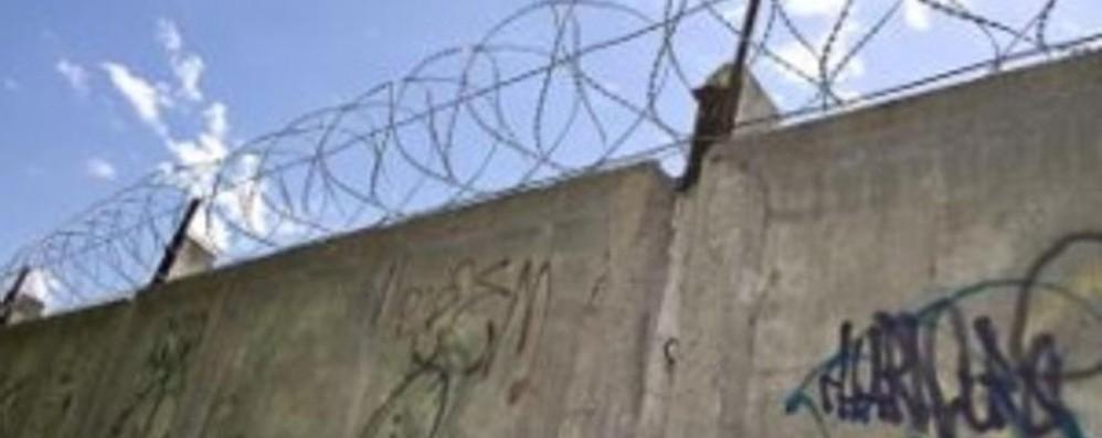 Il muro di catene