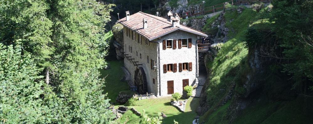 In vendita il mulino bianco di Castione Un pezzo di storia a 670 mila euro