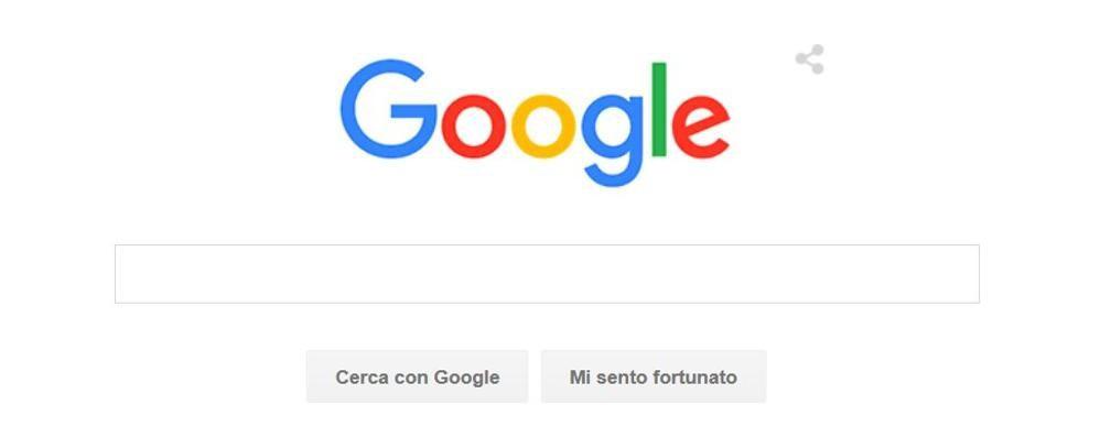 Rivoluzione Google, rifà look al suo logo Un occhio in più ai dispositivi mobili