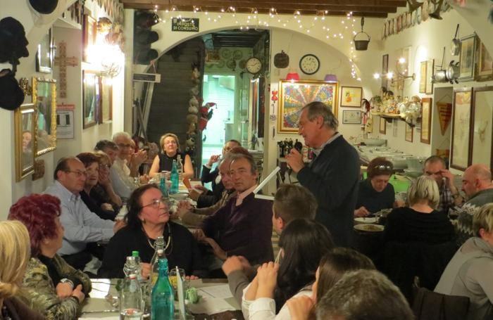 L'osteria D'Ambrosio in un'altra cena solidale