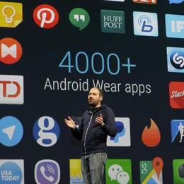 Google, sfida ad Apple e Samsung Arriva Android Pay (per ora negli Usa)
