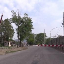 Montello: tragedia sfiorata al passaggio a livello
