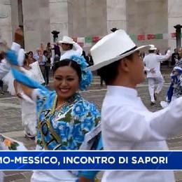 Incontro Messico-Bergamo all'insegna del mais