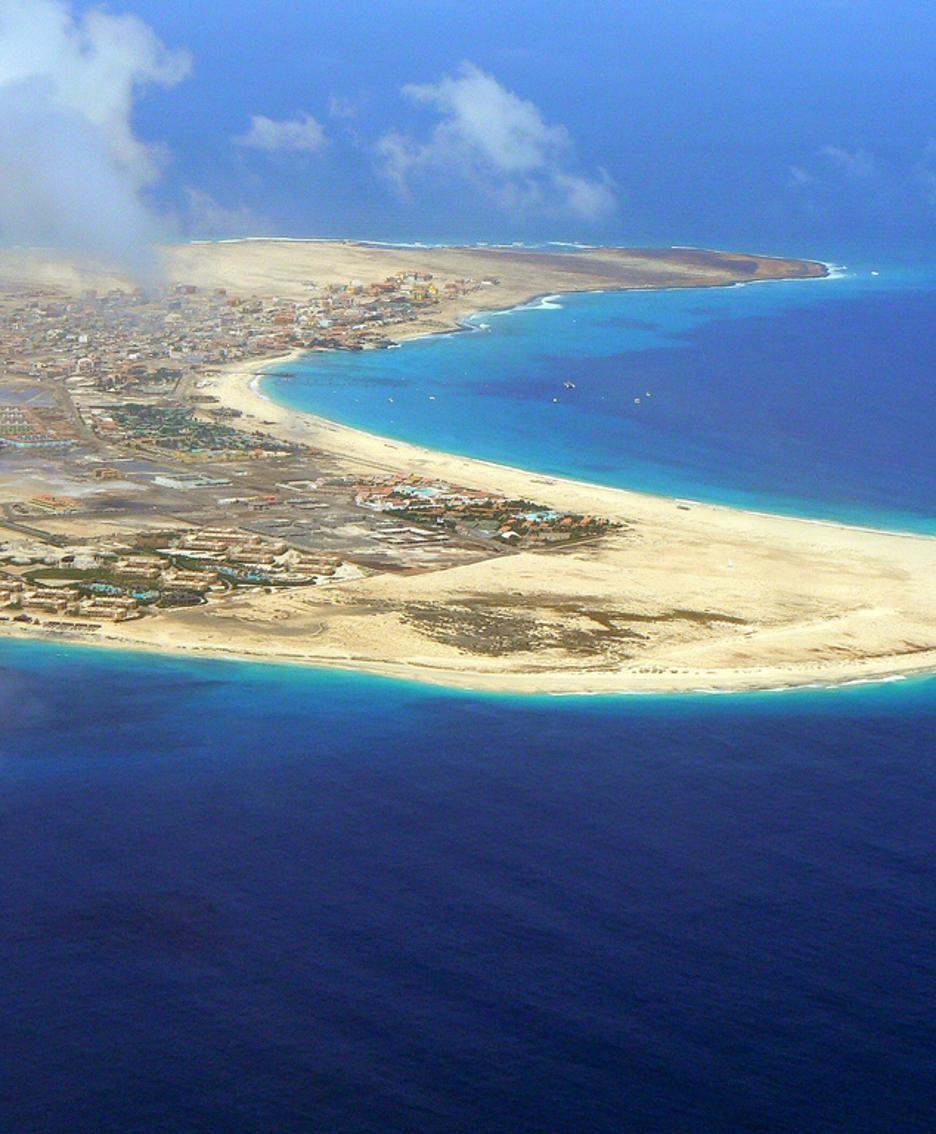 L'isola di Cabo Verde