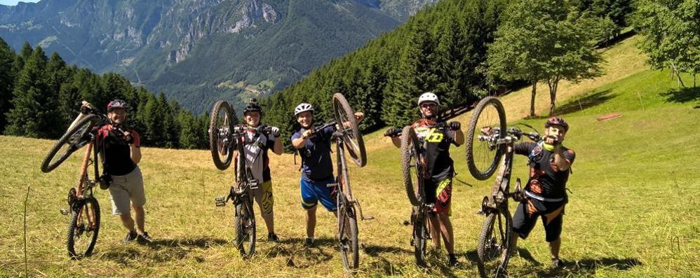 La Val di Scalve in mountain bike - video Scopriamola con dodici mappe Gps