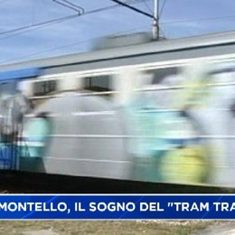 Montello-Ponte San Pietro, il sogno del Tram train