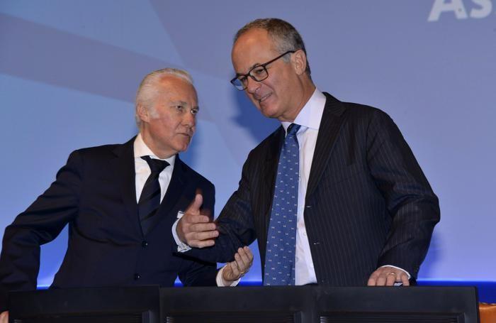 Franco Polotti e Andrea Moltrasio