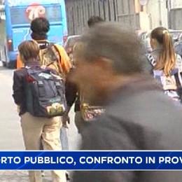 Il trasporto degli studenti verso S.Pellegrino: incontro in Provincia