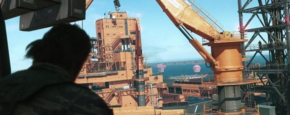 Metal Gear Solid 5 Ritorno di Big Boss