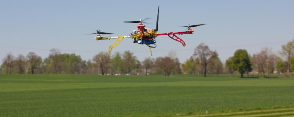 I droni sbarcano in azienda È la rivoluzione in molti campi