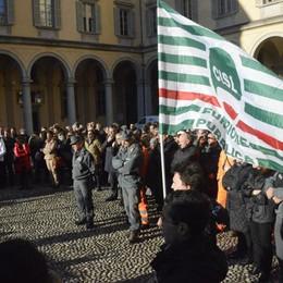 Lavoratori della Provincia in sciopero: protesta inedita, quattro ore il 2 ottobre